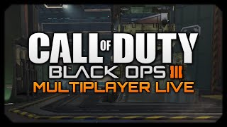 Call of Duty: Black Ops 3 Multiplayer Gameplay (PC) || The First Ever Matches! (Black Ops 3 Live)