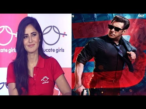 Katrina Kaif Talk About Salman Khan Race 3