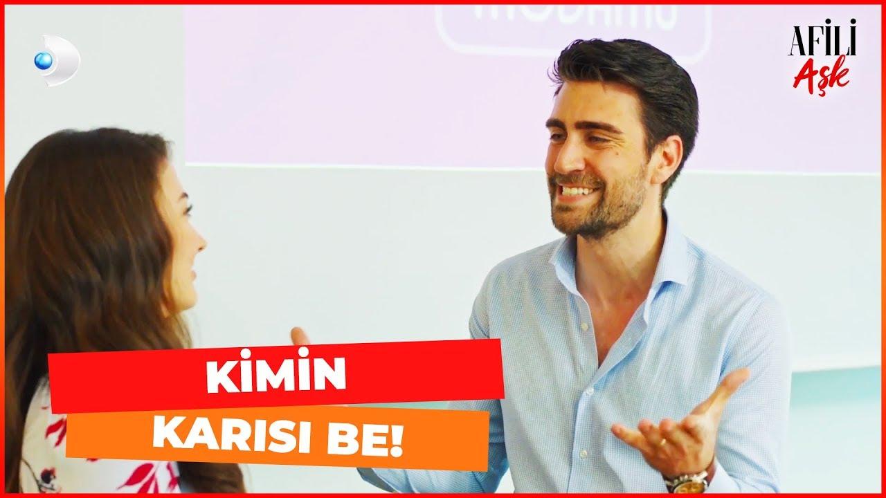 Ayşe, Kerem'in Eski Sevgilisiyle İşi Bağladı - Afili Aşk 5. Bölüm