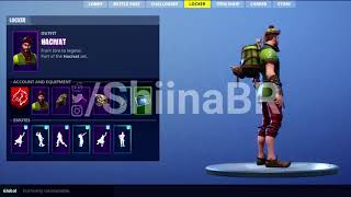 New LEAKED HACIVAT Skin With GLIDER And BACKBLING Coming To FORTNITE BATTLE ROYALE