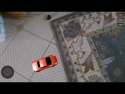 AR Remote Control Car - Proof of Concept