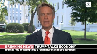 President Donald Trump delivers remarks on the economy | ABC News