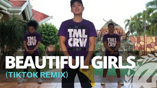 BEAUTIFUL GIRLS (Tiktok Remix) by Sean Kingston | Dance Fitness | TML Crew Venjay Ygay