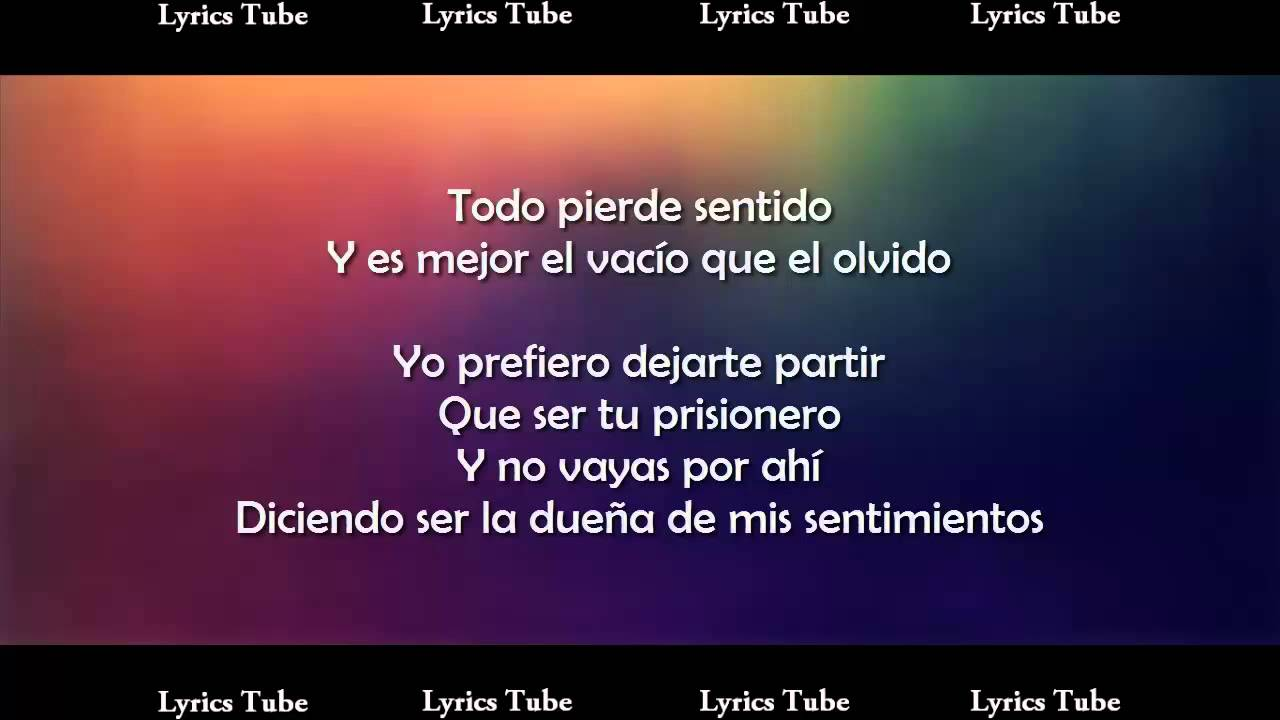 Nicky Jam & Enrique Iglesias - El Perdón (Lyrics English ...