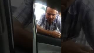 Trafik Uygulamasına Takılan Vatandaş Ile Polis Arasındaki Komik Diyalog