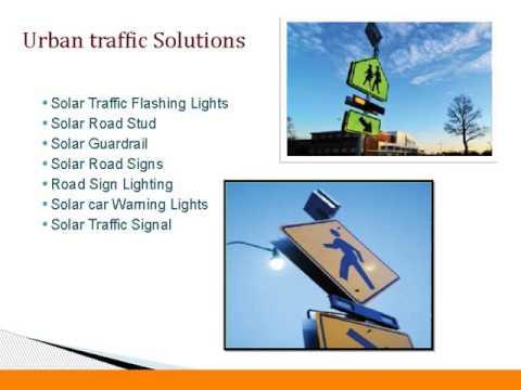 ISolarDesign - Solar street lighting