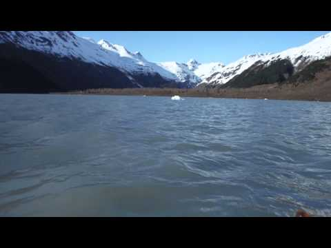 Sailing on Portage Lake, Alaska