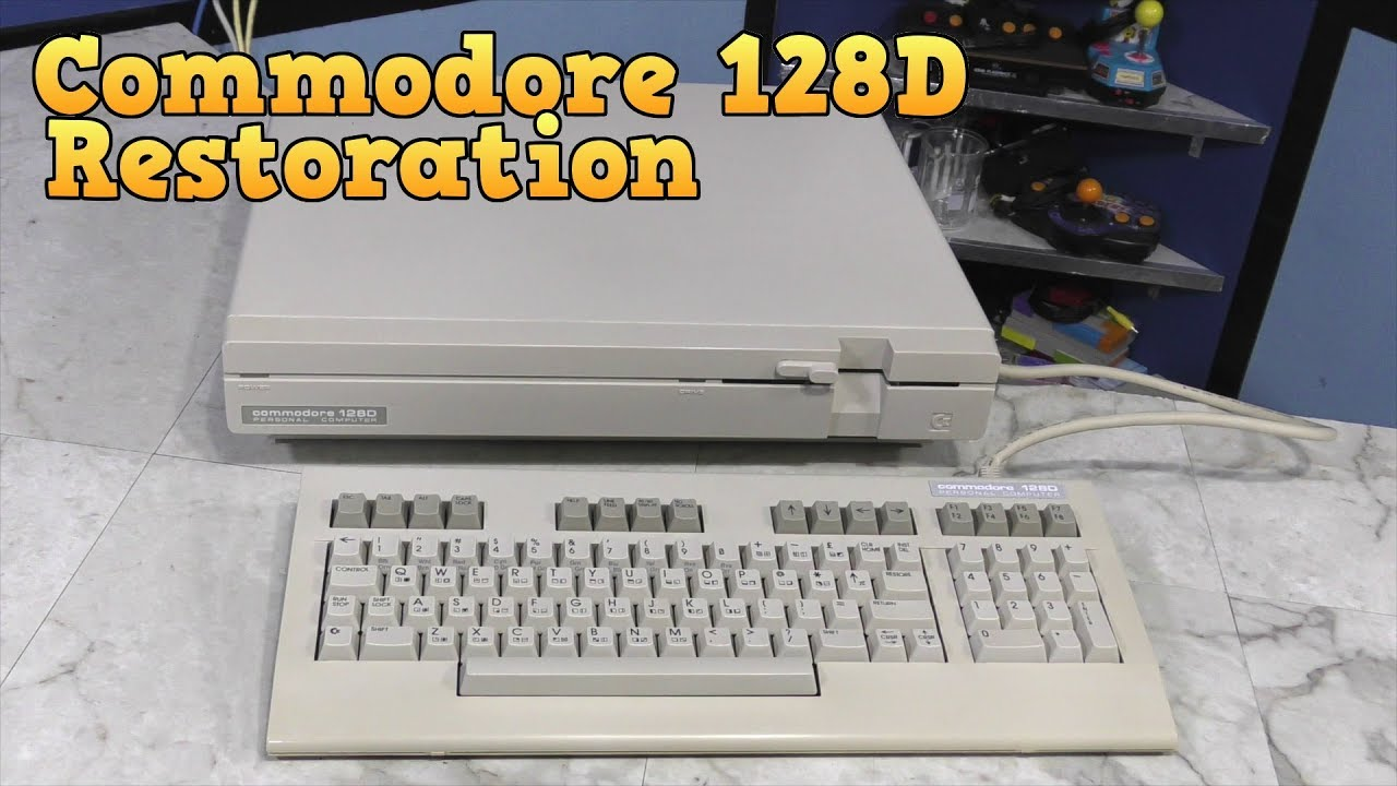 commodore-128d-restoration