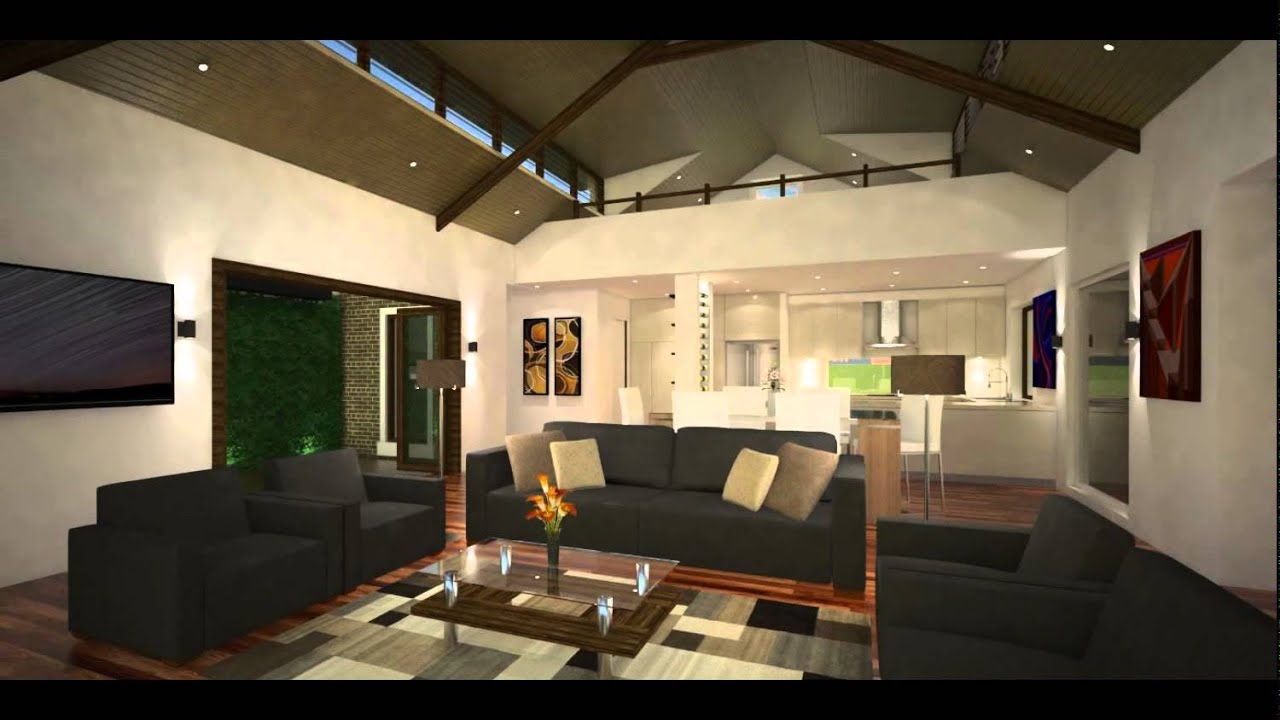 DUAL OCCUPANCY HOME DESIGN - YouTube