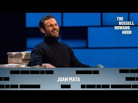 Juan Mata on the common goal movement