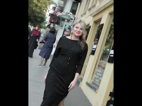 Черное платье- важный элемент в гардеробе каждой девушки