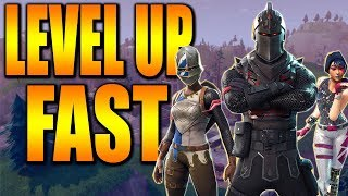 HOW TO LEVEL UP BATTLE PASS FAST In Fortnite Battle Royale