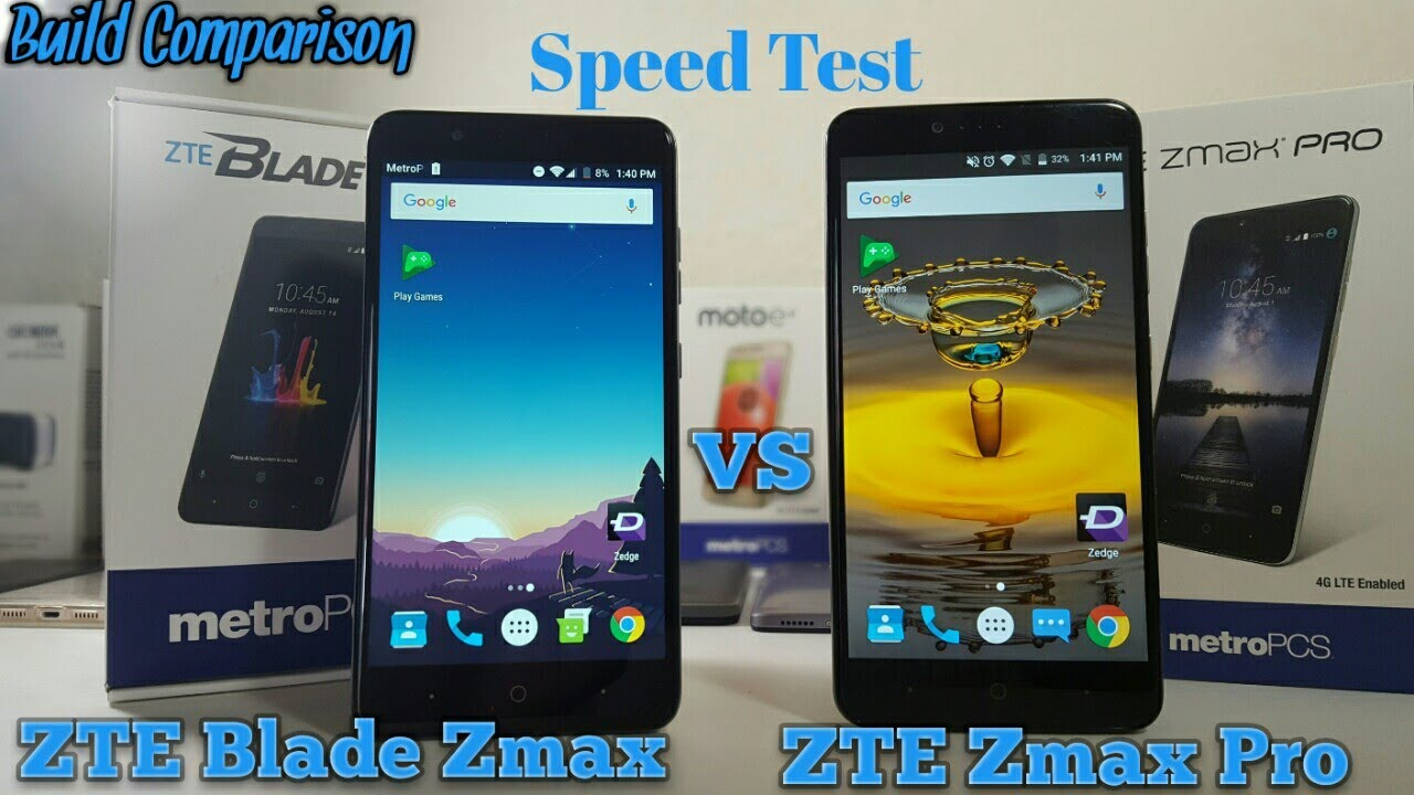 ZTE Blade Z Max VS  Zmax Pro - Android Forums at AndroidCentral com