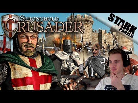 Stronghold Crusader - 1Rész Nosztalgia  csatázzunk - Stark