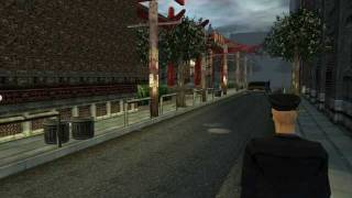 """Hitman 1: Codename 47"", HD walkthrough (Hard), Mission 2 - Ambush at the Wang Fou Restaurant"