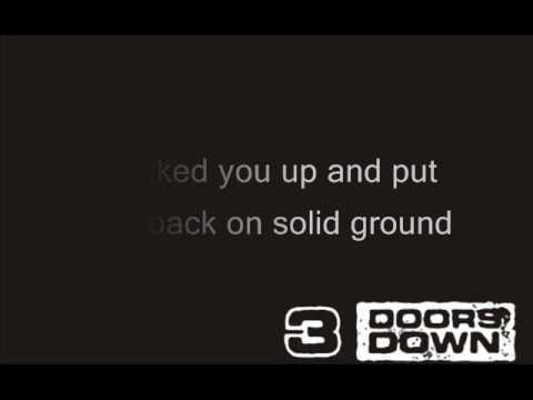3 Doors Down - Kryptonite (Chords) - Ultimate-Guitar.Com