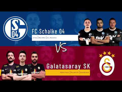 FC Schalke 04 vs. Galatasaray SK | Highlights Matchday 3 eFootball.Pro IQONIQ 2020-2021