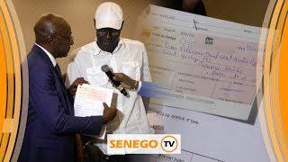 Droit d'auteur: La Sodav remet leurs chèques aux artistes...