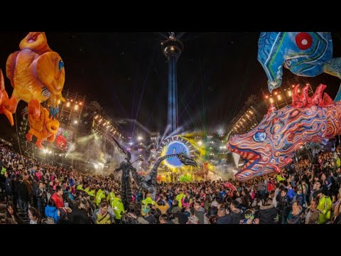 Macao, Macau International Parade December 8, 2019