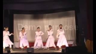 Panchtatva Dance