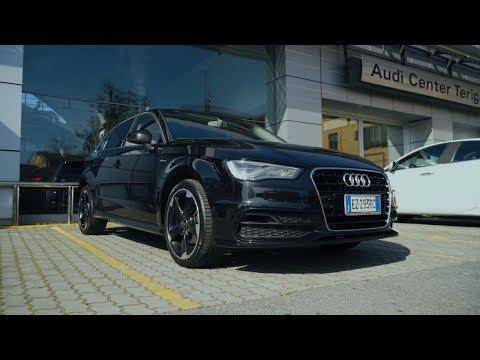 Audi A3 G tron Тест драйв.Anton Avtoman