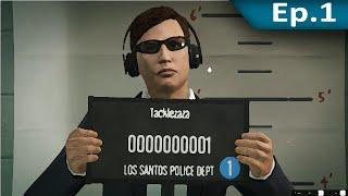 Tackle⁴⁸²⁶ GTA Online #1 - สร้างตัวละครในโลก Online