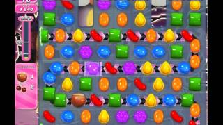 Candy Crush Saga Level 715 - No Boosters