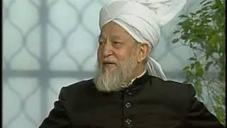 Liqa Ma'al Arab 23 October 1997 Question/Answer English/Arabic Islam Ahmadiyya