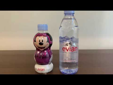 Evian PH And TDS #Water Test - You Won't Believe The Results
