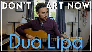 Baixar Don't Start Now - Dua Lipa (Acoustic cover by Sam Biggs)