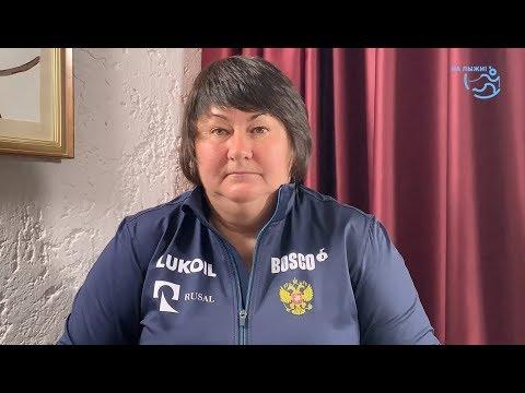 Елена Валерьевна Вяльбе - в прямом эфире проекта
