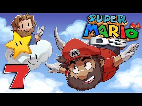 Super Beard Bros. 64 DS #7 - Bowser Schmowser (feat. ProJared)