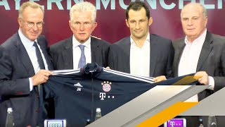 ReLive   FC Bayern - Trainer-Vorstellung von Jupp Heynckes   SPORT1