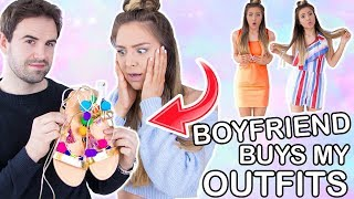 Boyfriend Buys My Outfits Challenge ! Asos Haul !