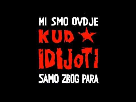 KUD Idijoti - Bandiera rossa (HD vinyl rip)