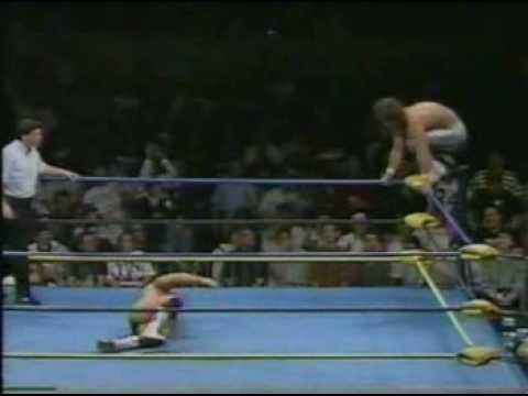 WCW Clash 22 - Chris Benoit vs. Brad Armstrong (Part 2/2)