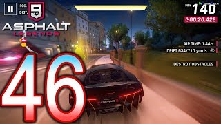 ASPHALT 9 Legends Switch Walkthrough - Part 46 - Chapter 5: Asphalt Hyper Machines