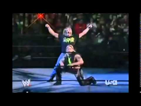 Rated RKO Impersonates D Generation X Part 1