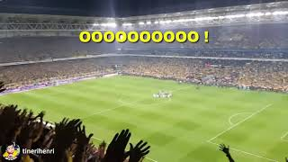 2 bin Beşiktaşlı kadiköyde 50 bin fenerliyi böyle susturuyor
