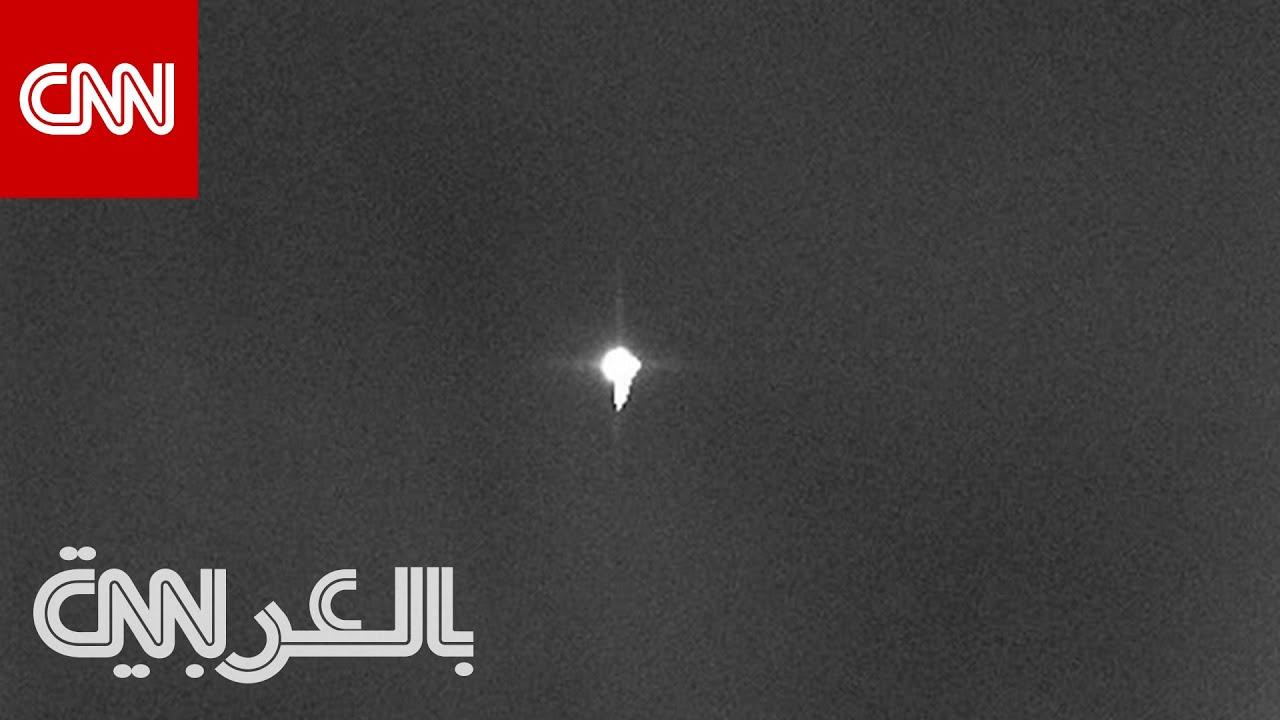 شاهد أول صورة للصاروخ الصيني التائه الذي يتوقع أن يصطدم بالأرض  - نشر قبل 6 ساعة