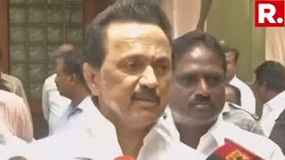 DMK's MK Stalin Demands Amit Shah Withdraw His 'Hindi For Unity' Statement