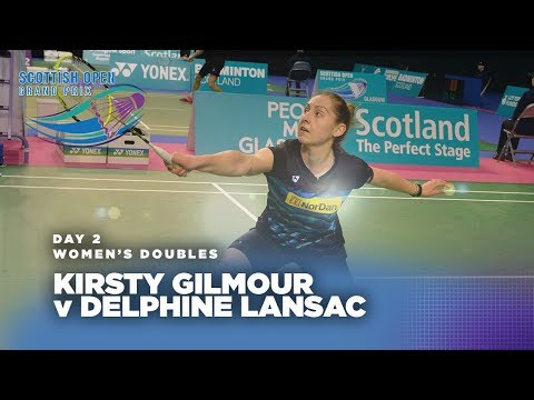 Scotish Open 2017 | Gilmour v Lansac