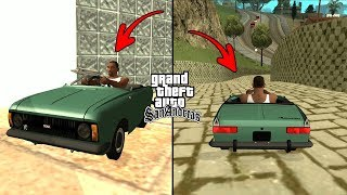 Secret Toy Car Location in GTA San Andreas! (Hidden Small Car)