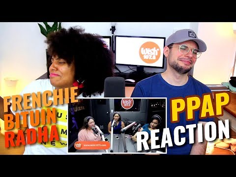 Frenchie, Bituin & Radha  Pen Pineapple Apple Pen   on Wish 1075 Bus  REACTION