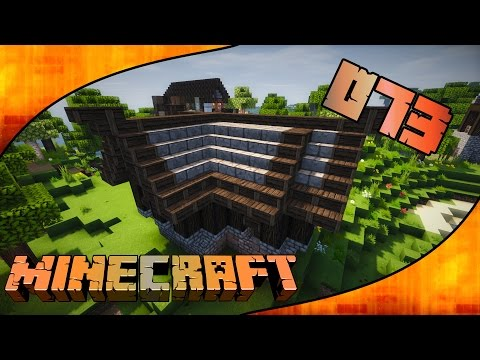 Let's Play MINECRAFT #073 - Ein neues altes Häuschen [Gameplay Deutsch]