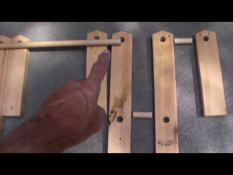 Folding Wooden Work Table