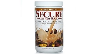 Secure Meal Replacement  20 Servings