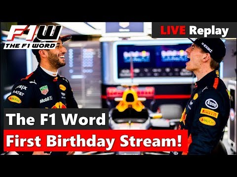 the f1 word live replay channel birthday stream youtube. Black Bedroom Furniture Sets. Home Design Ideas