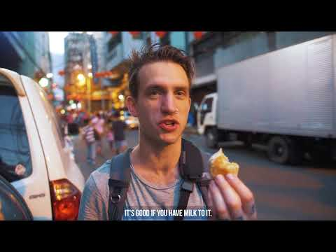 One Day One Experience #9 - Food Trip in the Oldest Chinatown in the World