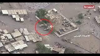 Houthis artillery hit the targets on Yemeni west coast